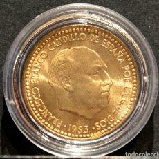 Monedas Franco: 1 PESETA 1953 *62 ESTADO ESPAÑOL FRANCO ESPAÑA. Lote 75345491