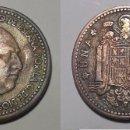 Monedas Franco: MONEDA DE 1 PESETA DE 1947, ESTRELLA 52 . Lote 145386158
