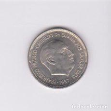 Monedas Franco: MONEDAS - ESTADO ESPAÑOL - 5 PESETAS 1957-*70 - PG-319 (SC). Lote 145571214