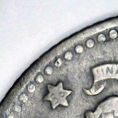 Monedas Franco: RARISIMA 1 PESETA AÑO 1947*56 EMITIDA POR FRANCISCO FRANCO (NUM 2). Lote 146878201