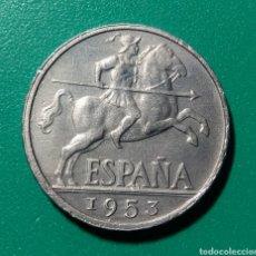 Monedas Franco: ESPAÑA. 10 CÉNTIMOS DE PESETA.1953.. Lote 148372594