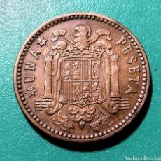 Monedas Franco: ESPAÑA. 1 PESETA 1963 *67. Lote 148485697