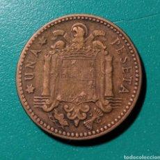 Monedas Franco: ESPAÑA. 1 PESETA 1953 *54. Lote 149540490