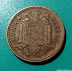 Monedas Franco: ESPAÑA. 1 PESETA 1947 *53. Lote 149542557
