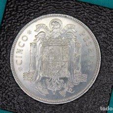 Monedas Franco: PRECIOSA MONEDA 5 PESETAS 1949 *19-49 MADRID S/C. Lote 150174794