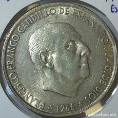 Monedas Franco: 100 PESETAS 1966 *67. Lote 150537042