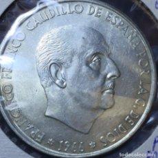 Monedas Franco: 100 PESETAS 1966 *70. Lote 150537730