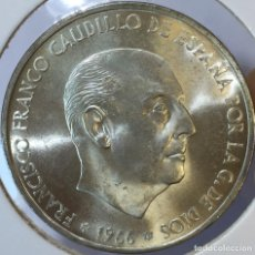 Monedas Franco: 100 PESETAS 1966 *67. Lote 150541034