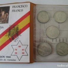 Monedas Franco: ESTADO ESPAÑOL * 100 PESETAS 1966 - SERIE NUMISMATICA FRANCISCO FRANCO *. Lote 151547858