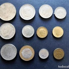 Monedas Franco: LOTE DE MONEDAS DE ESPAÑA Y UNA DE PORTUGAL. Lote 152524698