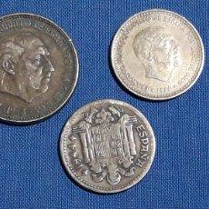 Monedas Franco: LOTE PESETAS VARIOS AÑOS. Lote 152582840