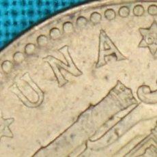 Monedas Franco: ESPAÑA 1 PESETA, 1953 ESTRELLA 61 S/C PRECIOSA MONEDA ESCASA ASÍ. Lote 152589714