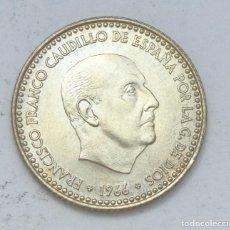 Monedas Franco: ¡¡¡ 1 PESETA DEL ESTADO ESPAÑOL DE 1966*70 SC DE LA TIRA DEL 70 !!!. Lote 153431618