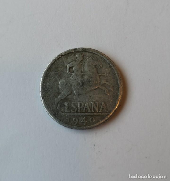 MONEDA 10 CENTIMOS 1940 (Numismática - España Modernas y Contemporáneas - Estado Español)