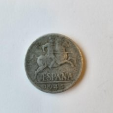 Monedas Franco: MONEDA 10 CENTIMOS 1945. Lote 153460250