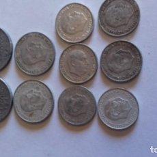 Monedas Franco: LOTE DE CENTIMOS ANTIGUOS. Lote 154435874