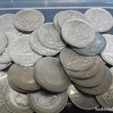 Monedas Franco: LOTE DE 50 PESETAS DE FRANCO DE 1957 (30 PIEZAS). Lote 155313198