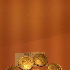 Monedas Franco: JUAN CARLOS I . Lote 156826598