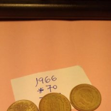 Monedas Franco: FRANCO 1939-1975. Lote 156829498