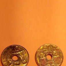 Monedas Franco: 50 CENTIMOS 1963. Lote 156830278