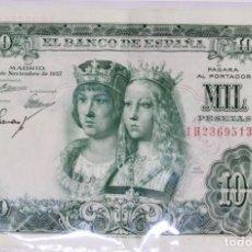 Monedas Franco: S/C-,MÍNIMA DOBLEZ CENTRAL,. Lote 157971042