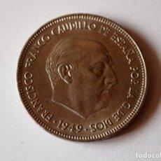Monedas Franco - 5 PTAS 1949 *50 ESTADO ESPAÑOL. S.C. - 158442254