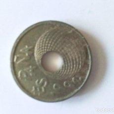 Monedas Franco: MONEDA DE 25 PESETAS 1992 TORRE DEL ORO SIN CIRCULAR. Lote 159335894
