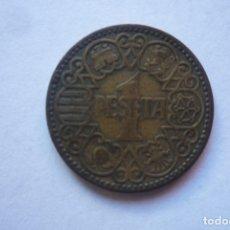 Monedas Franco: 1 PESETA 1944.MBC.. Lote 159475792