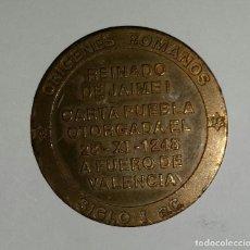 Monedas Franco: MONEDA CONMEMORATIVA JAIME I. Lote 159605294