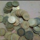Monedas Franco: LOTE 37 MONEDAS 1 PESETAS FRANCO. Lote 160731205