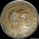 Monedas Franco: 2,5 PESETAS 1953 56. Lote 160891940