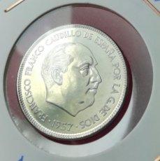 Monedas Franco: 25 PESETAS 1957*75. Lote 161181630