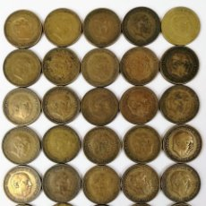 Monedas Franco: 30 MONEDAS DE 2.5 PESETAS FRANCISCO FRANCO. ESPAÑA 1953.. Lote 161229210