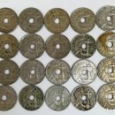 Monedas Franco: 27 MONEDAS DE 50 CÉNTIMOS DE PESETA. ESPAÑA 1949. 1963. Lote 161343830