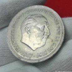 Monedas Franco: 50 PESETAS 1957*60. Lote 161346136