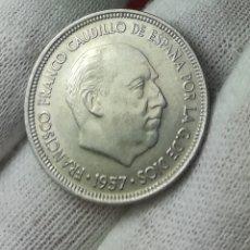Monedas Franco: 5 PESETAS 1957*71. Lote 161453998