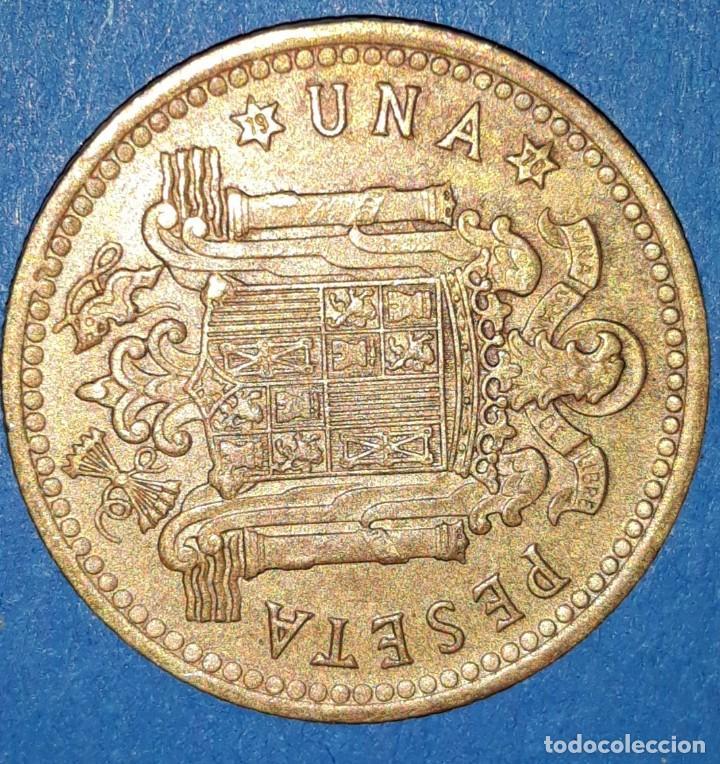 Monedas Franco: 5 PESETAS FRANCO 1966 - *70 - Foto 2 - 161586766