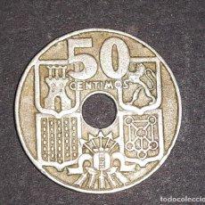 Monedas Franco: 50 CENTIMOS 1949. Lote 161708406