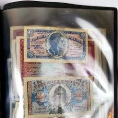 Monedas Franco: ÁLBUM DE BILLETES ESTADO ESPAÑOL 1925-1938. ESPAÑA. Lote 161760358