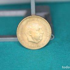 Monedas Franco: ESPAÑA 1 PESETA, 1953 ESTRELLAS 19-61 SIN CIRCULAR. Lote 165380638