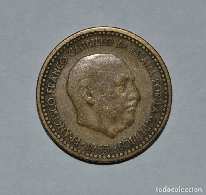 1 Peseta 1947 Estrella 54 Buy Coins Of The Spanish State Franco At Todocoleccion 165406754
