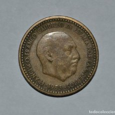Monedas Franco: 1 PESETA 1947, ESTRELLA 54. Lote 165406754