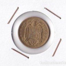 Monedas Franco: ESTADO ESPAÑOL FRANCISCO FRANCO : 1 PESETA 1947 ESTRELLA 53 SC. Lote 166020966