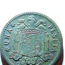 Monedas Franco: 1 PESETA 1947 *53. Lote 166460722