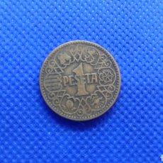 Monedas Franco: 1 PESETA 1944. Lote 166577544