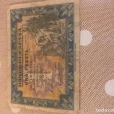 Monedas Franco: BILLETE DE 1 PESETA 1940. Lote 166691690