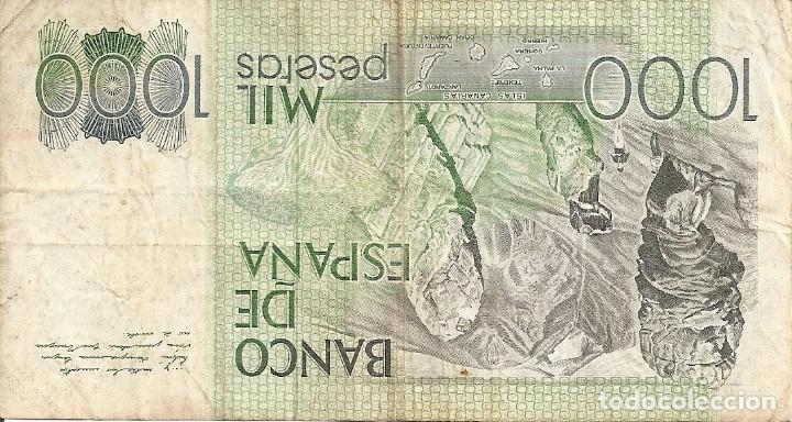 Monedas Franco: BILLETE 1000 PESETAS 1979 BC - Foto 2 - 167007800