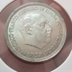 Monedas Franco: 25 PESETAS 1957*65 SC. Lote 169211568