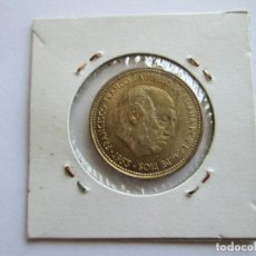 Monedas Franco: ESTADO ESPAÑOL * 2,50 PESETAS 1953*56 * SC. Lote 170430336