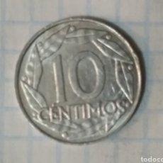 Monedas Franco: 10 CÉNTIMOS 1959 ESPAÑA SIN CIRCULAR. Lote 171686342